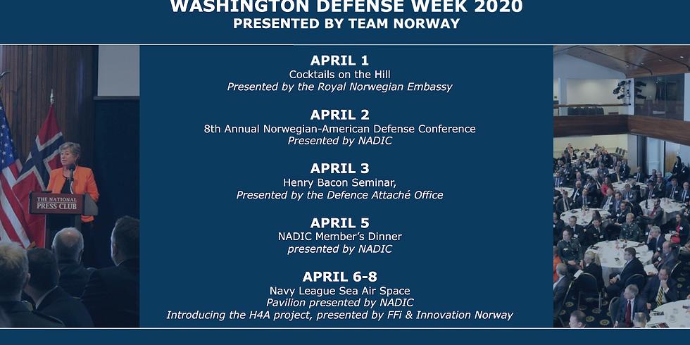 Washington Defense Week
