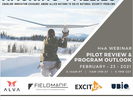 Hacking4Allies Pilot Review & Program Outlook