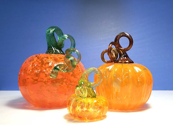 Pumpkin Patch (set of 3)