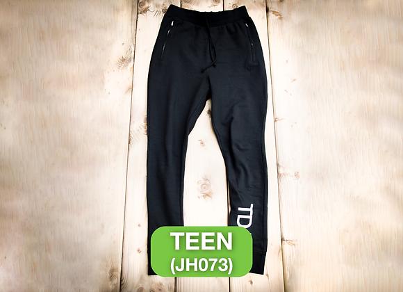 Black Jog Pants - Teen (JH073)