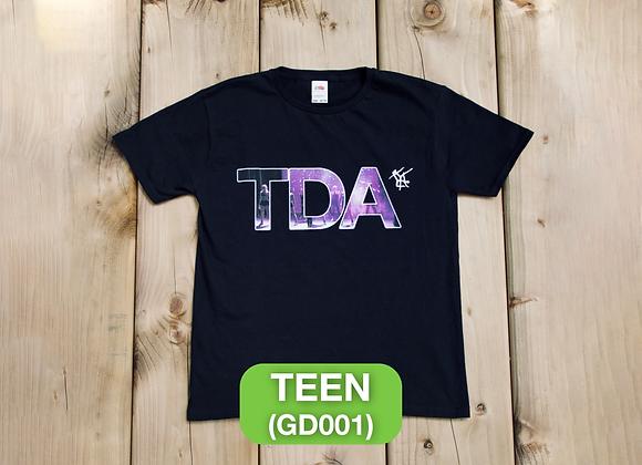 Black Tee - Teen (GD001)