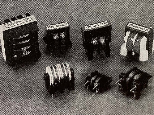Switching Transformers/ High-Frequency Transformers [YTTU]