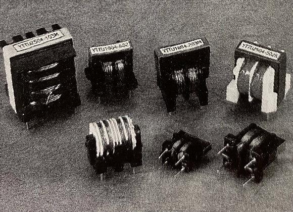 Switching Transformers/ High-Frequency Transformers [YTTU]