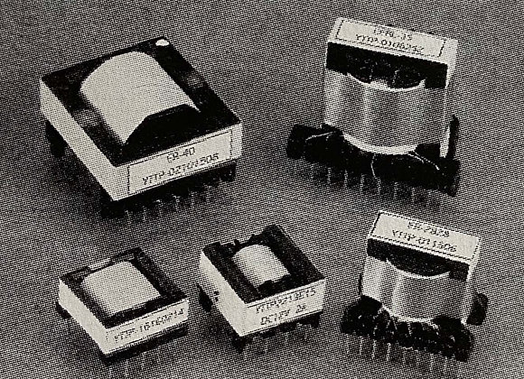 Switching Transformers/ High-Frequency Transformers [YTTP]