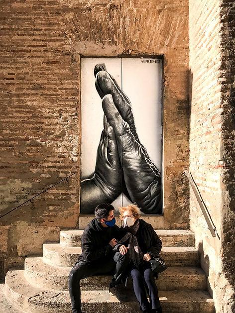 Graffiti Iglesia Ruzafa