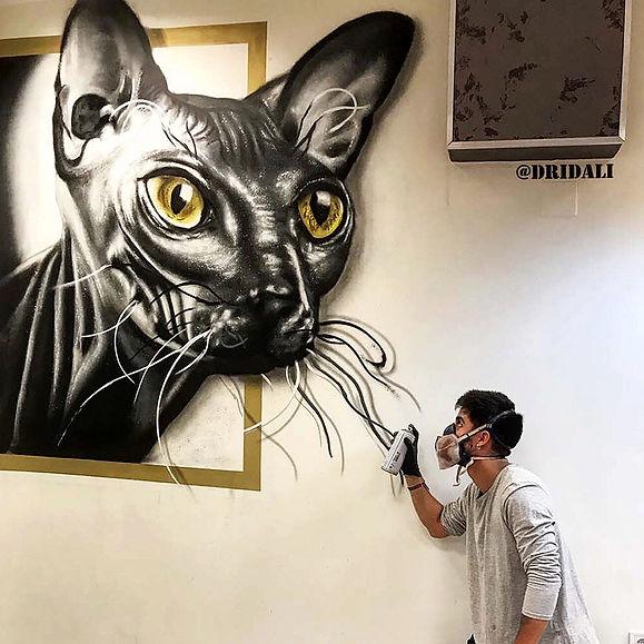 Graffiti Miau