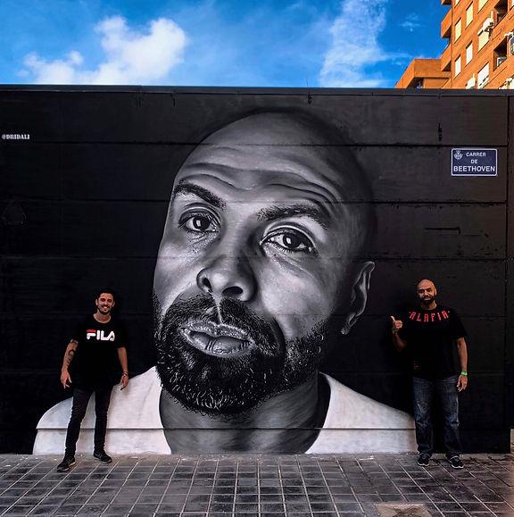 Graffiti El Chojin