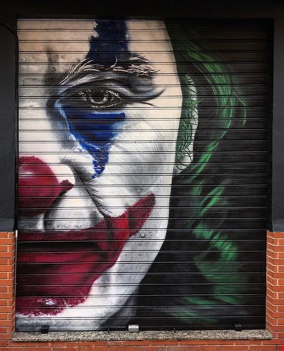 Graffiti Joker