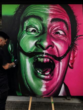 Dalí en colores