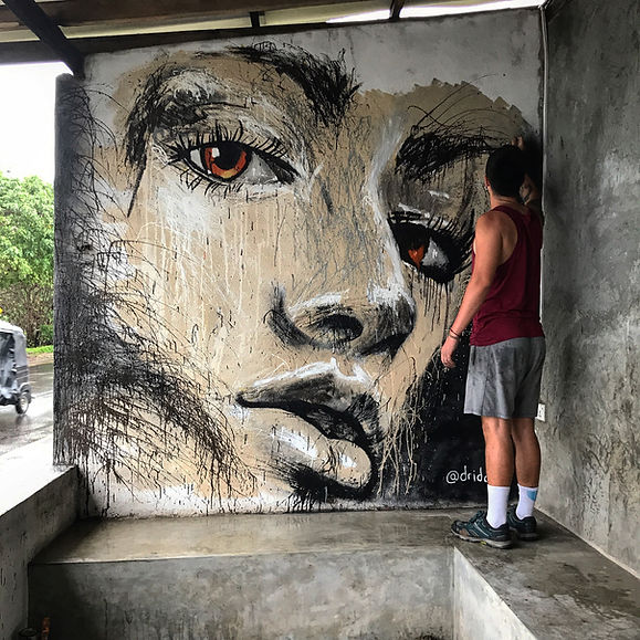 Graffiti Weligama