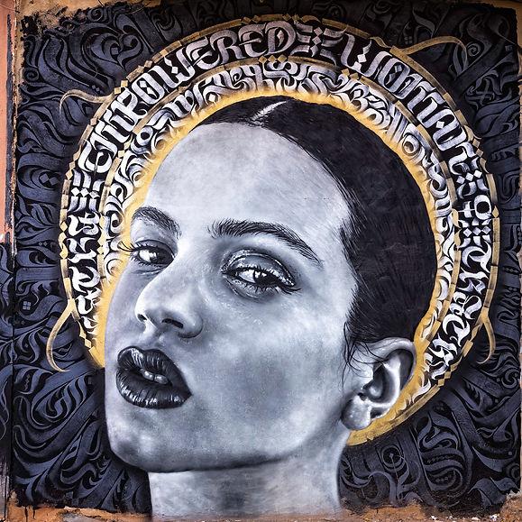 Graffiti Rosalia