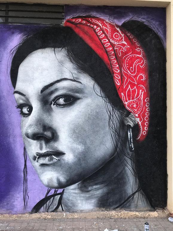 Graffiti Alex
