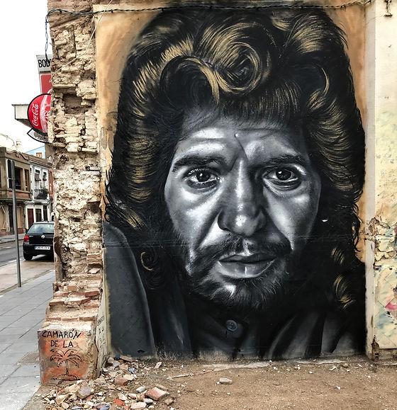 Graffiti Camarón