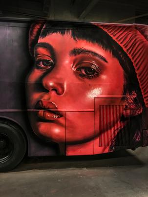 Girl Power Bus