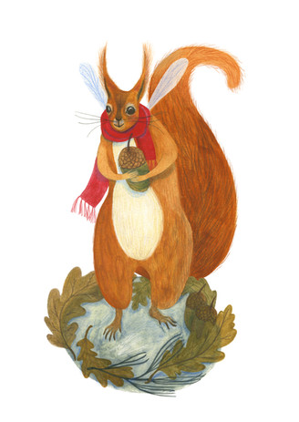 Mister Squirrel