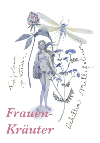 Frauenkräuter // Healing Herbs for Women