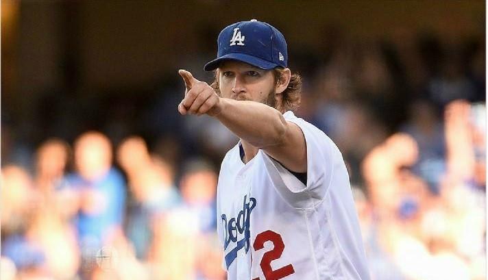 LA Dodgers, ace Kershaw