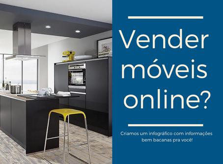 Vender móveis planejados online é uma ideia pra você?
