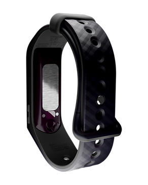 Rendering of Nymi Band showing back angle.