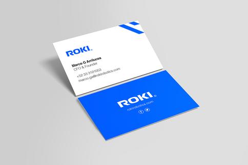 Stationery Roki Robotics
