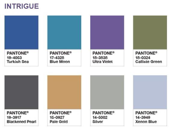 Palette Intrigue