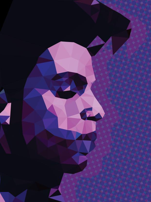 Prince Ultra Violet Pantone 2018