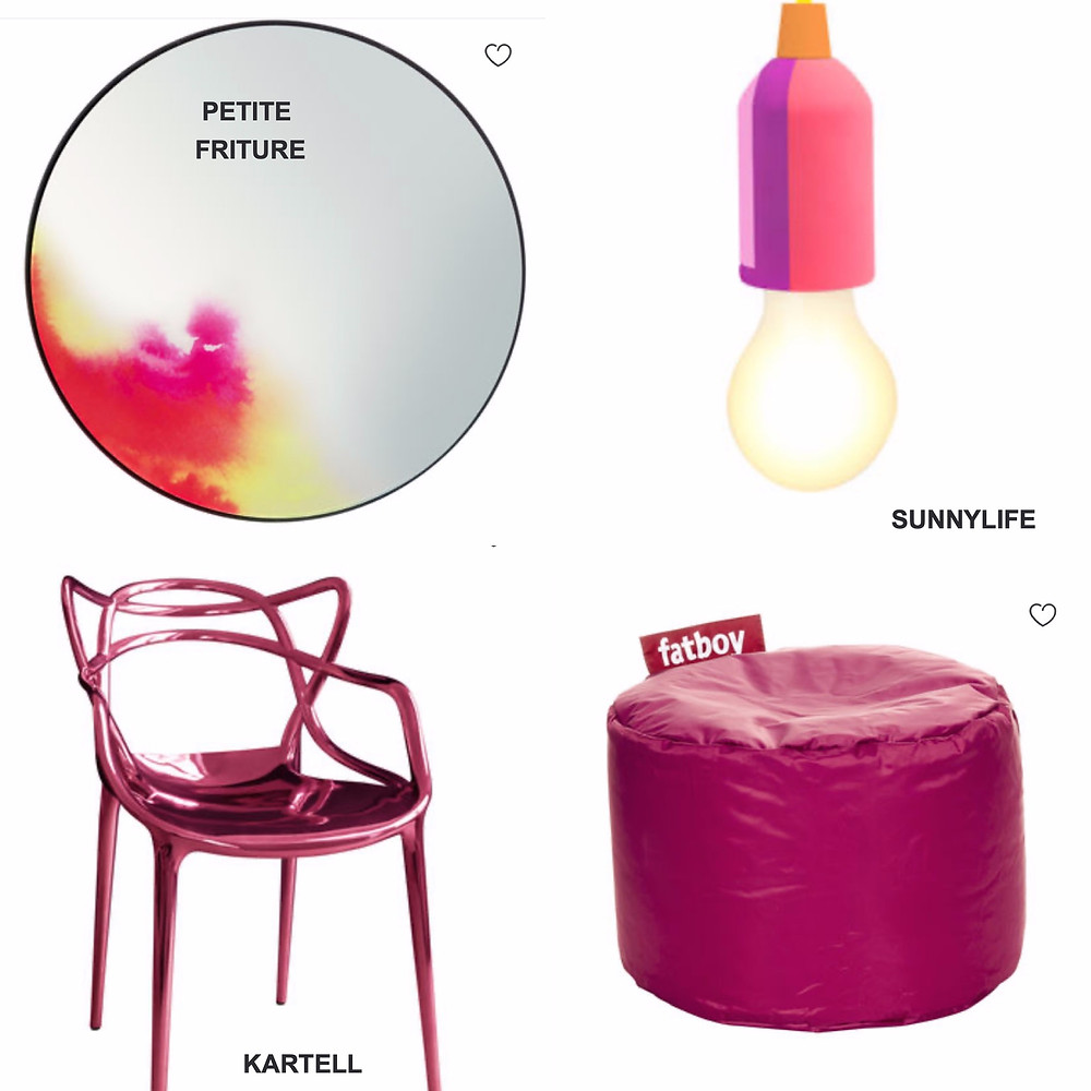 Pink ambiance fun et fluo