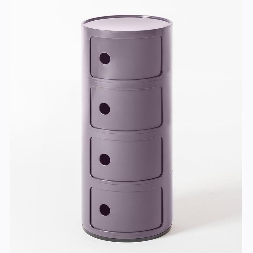 Meuble-violet-Kartell