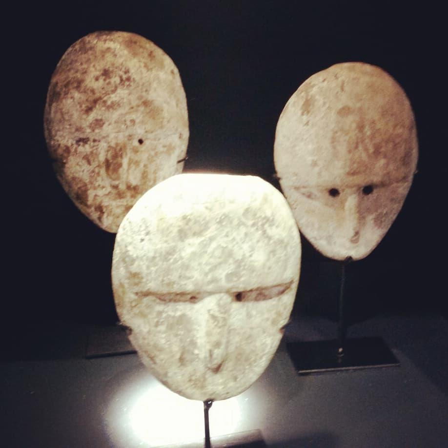 Masques antiques