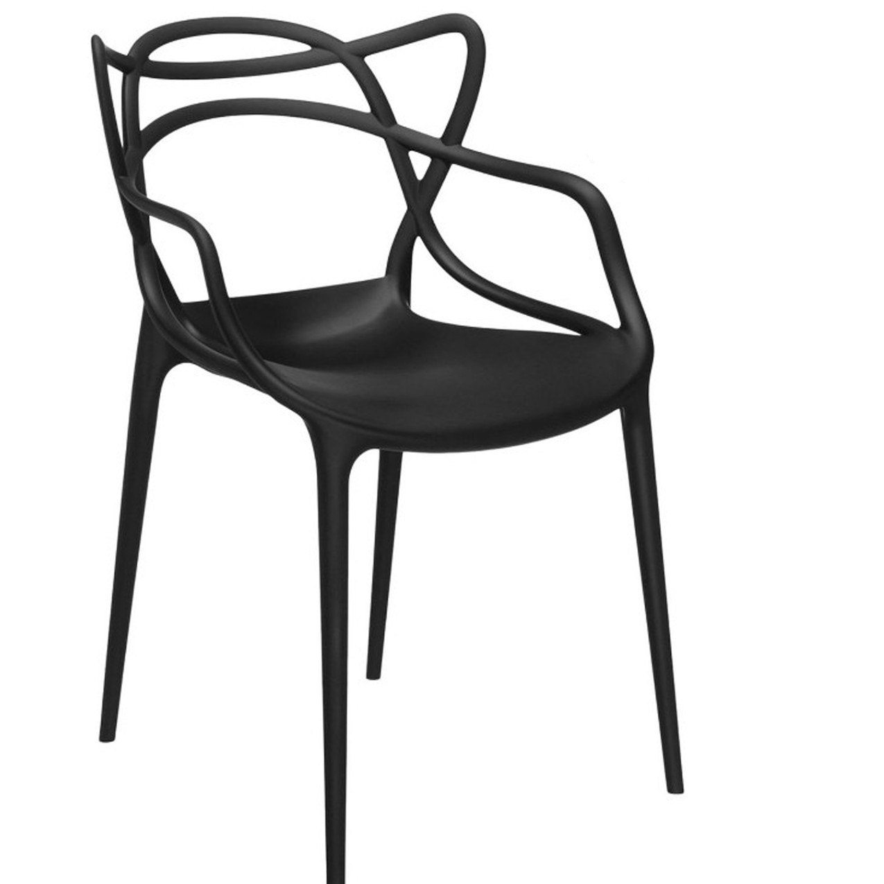 Chaise Marters noire KARTELL