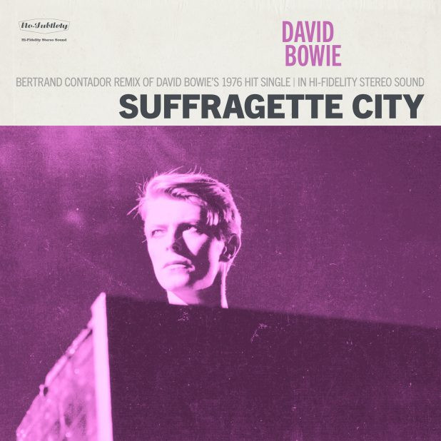 Suffragette City David Bowie