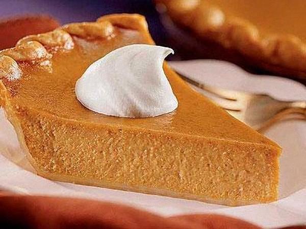 Pumkin Pie comme aux USA!
