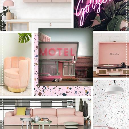 Voyez la vie en Pink Millennial!