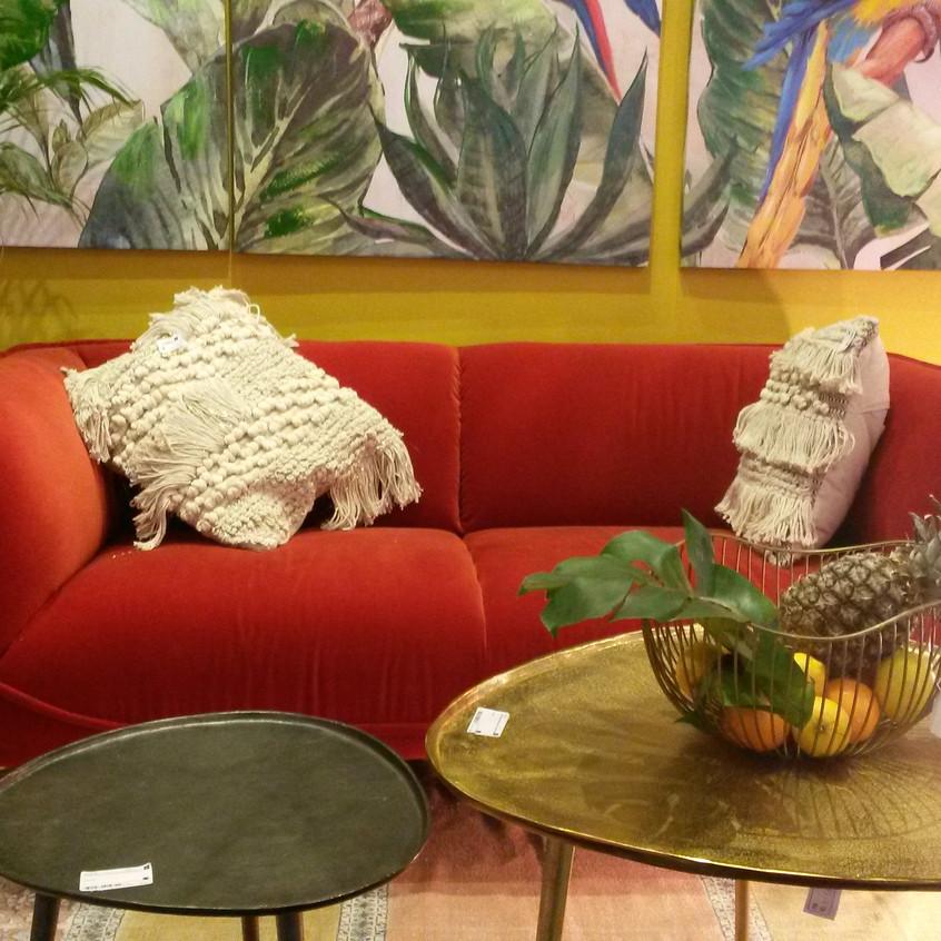 Salon Tropical by POMAX