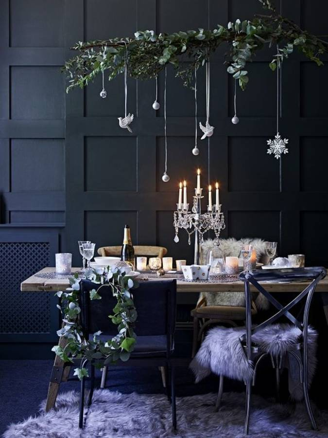 Une table de fete so chic
