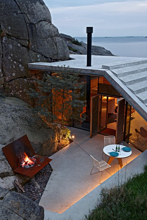 Cosy place