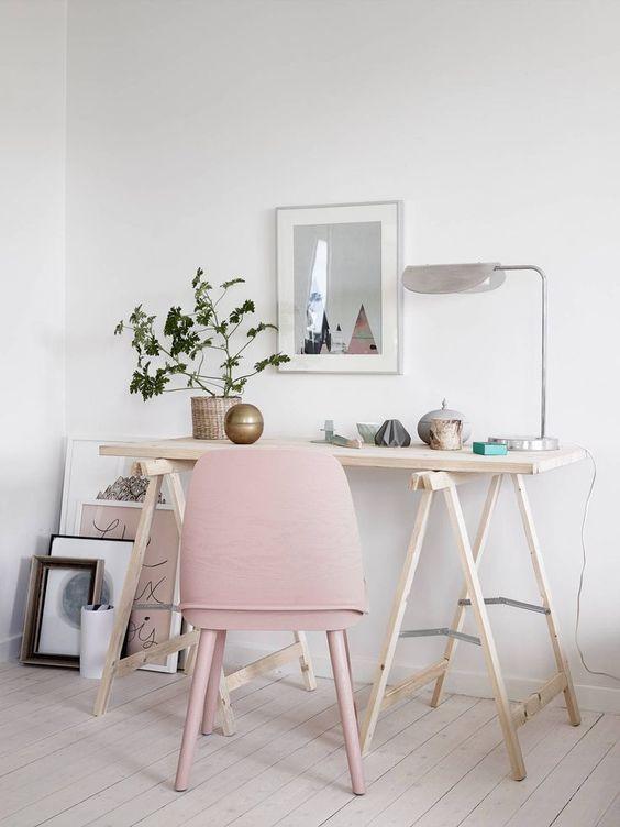 Bureau Scandinave chaise MUUTO