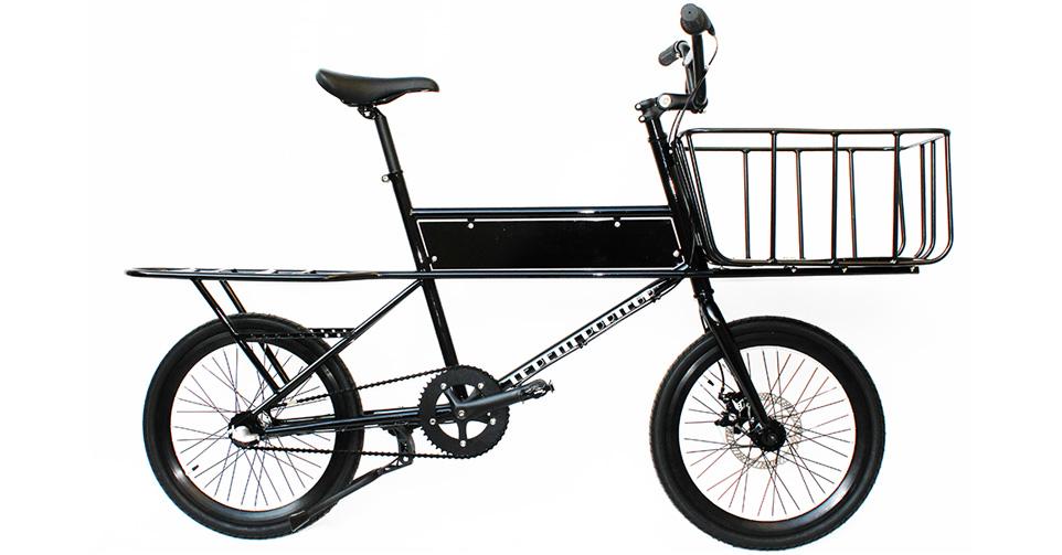Vélo Cargo LE PETIT TRIPORTEUR