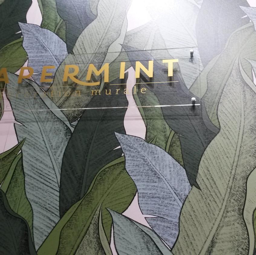 Papier peint PAPERMINT