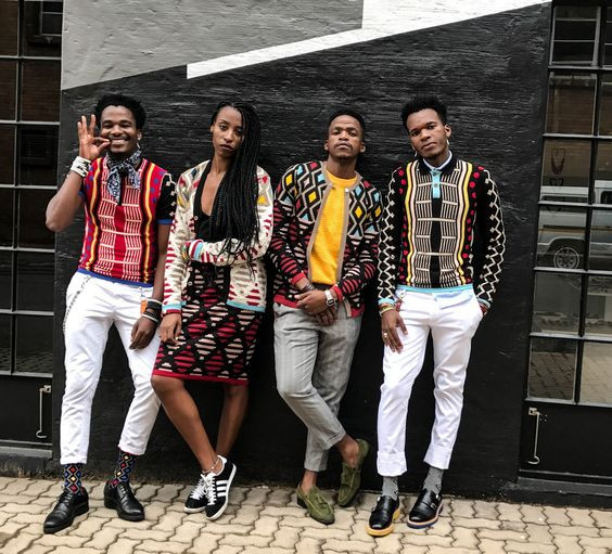Photo 2 Wax Style MAXHOSA BY LADUMA