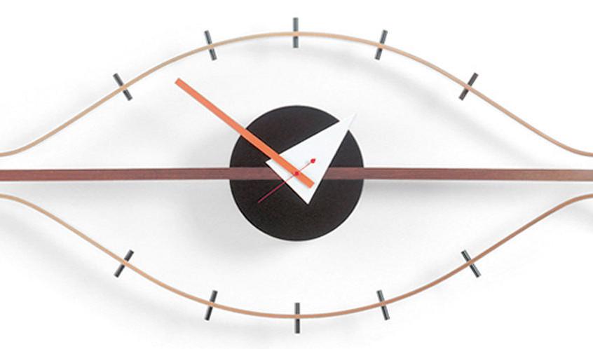 Eye clock Nelson