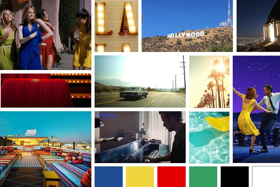 Inspiration Los Angeles La La Land