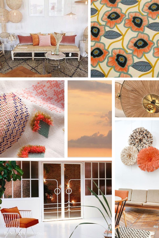 Ambiance Folk Orange