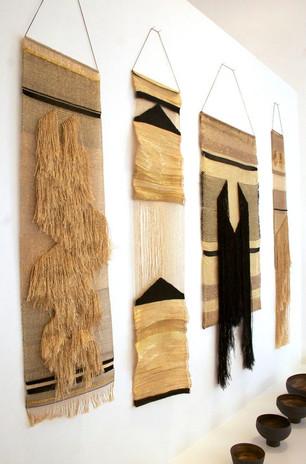 Tissages traditionnels amérindiens