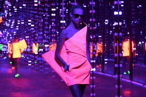 Fluo Neon Pink The next trend