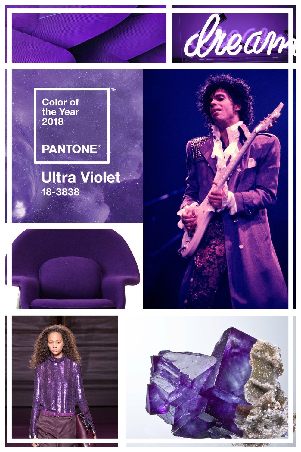 Ambiance Ultra Violet
