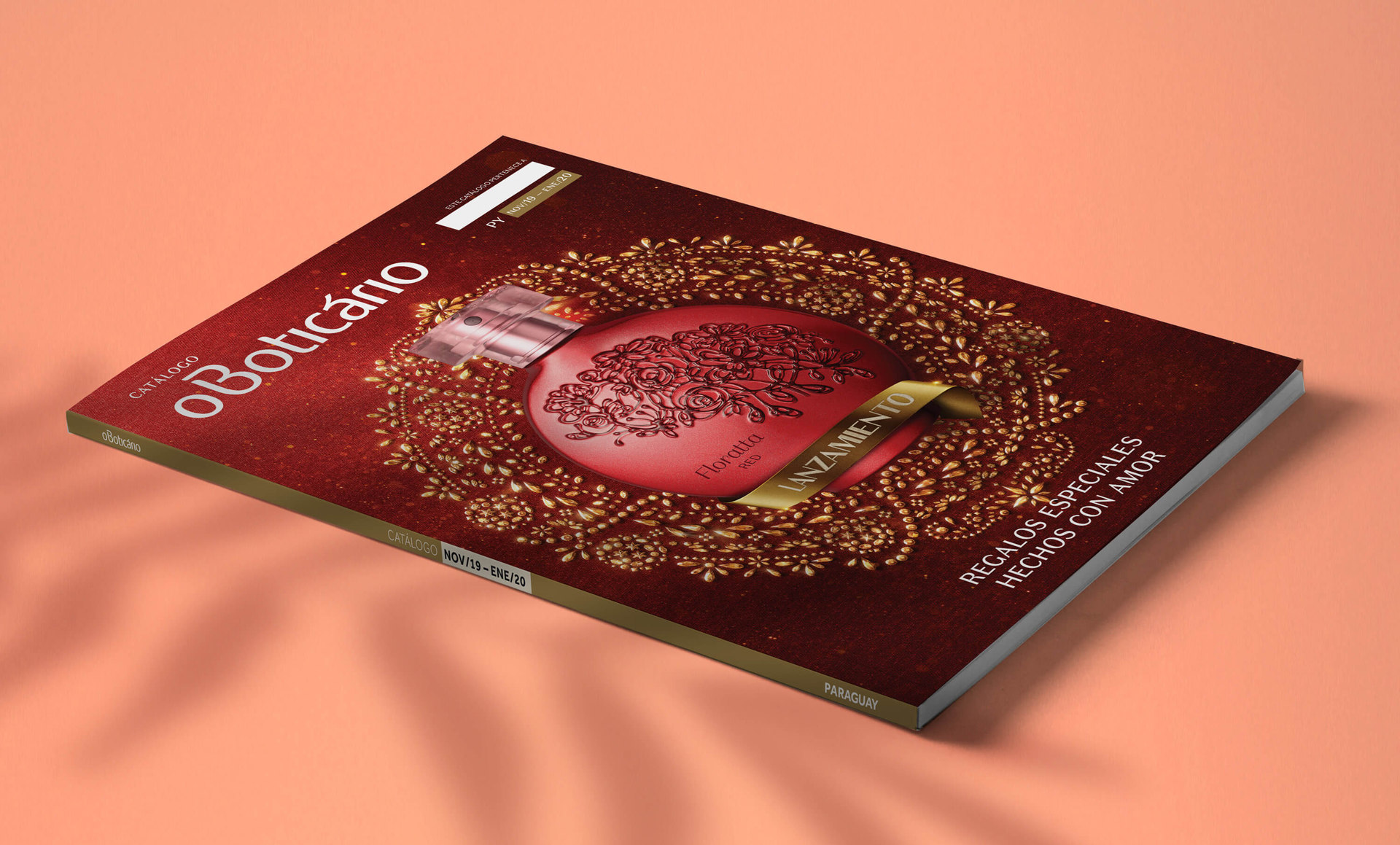 O Boticário PY Catálogo Tapa