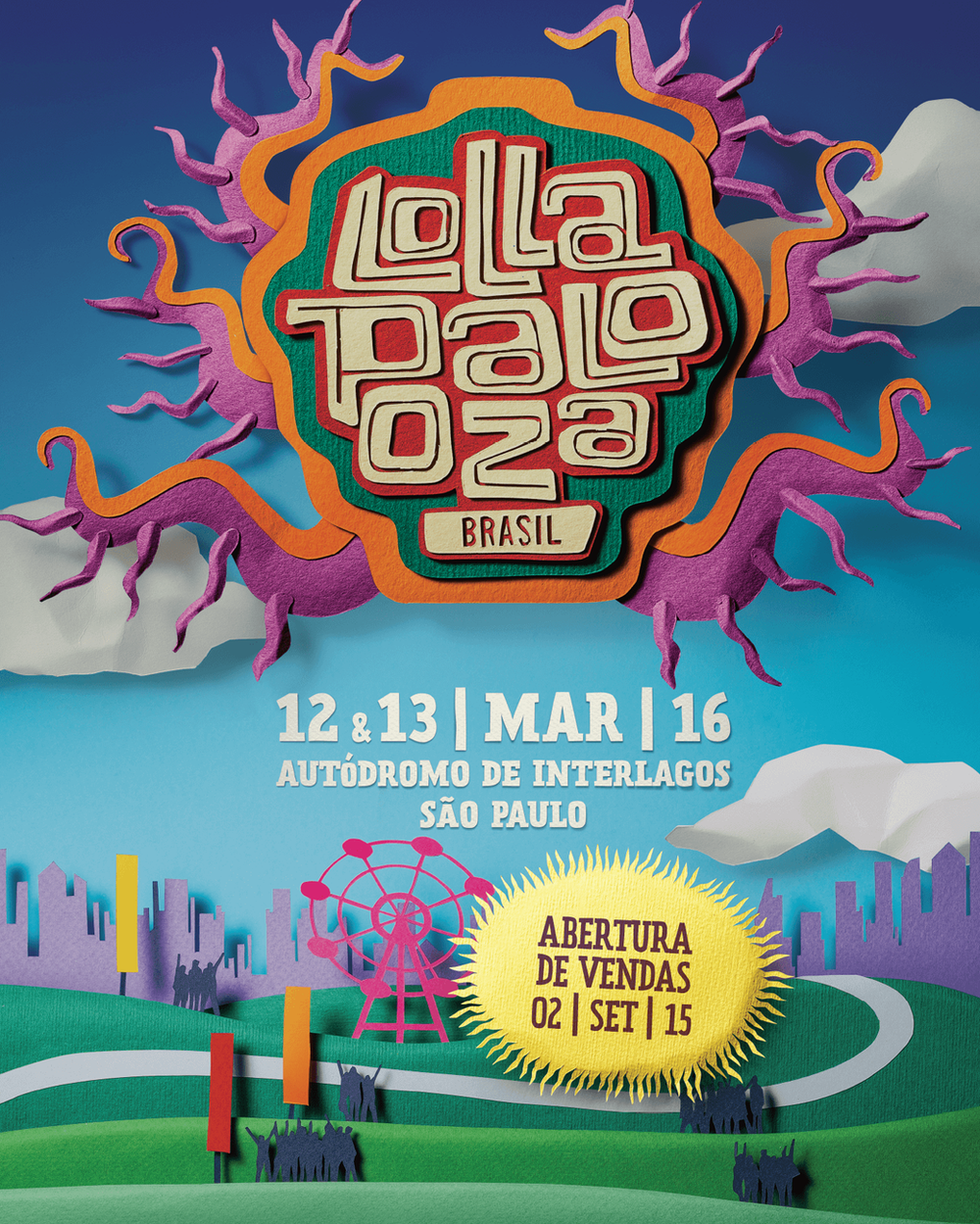 Lollapalooza Brasil 2016 AD