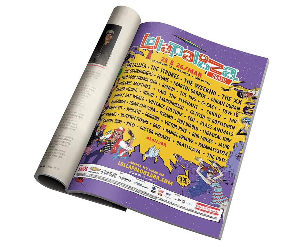 Lollapalooza Brasil 2017 AD