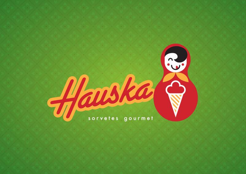 Hauska Sorvete Gourmet Brand